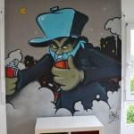 chambre-graffiti-lausanne-crissier-enfant