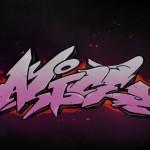 Vorname-leinwand-graffiti-graffitsprayer-spraydosen-originelles -Geschenk