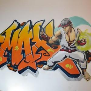 Graffiti Bern
