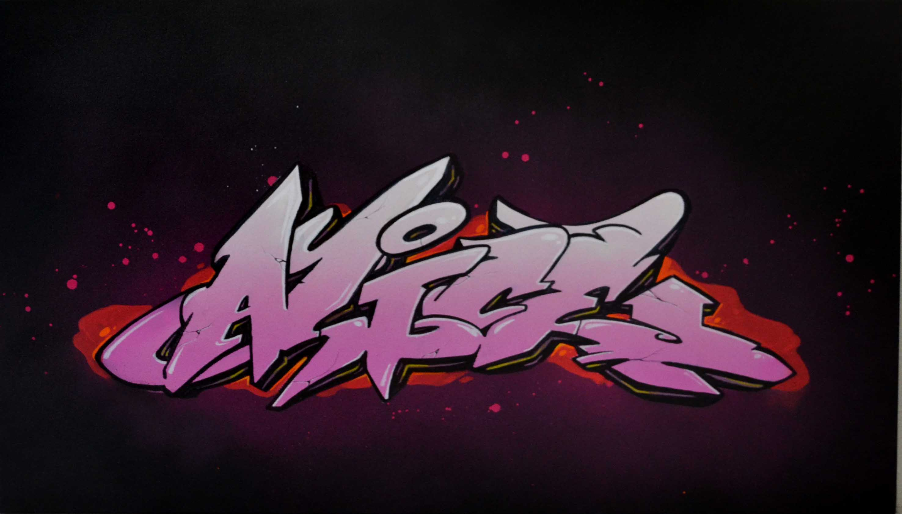 Graffiti Künstler Basel - Graffiti-Sprayer in der Schweiz